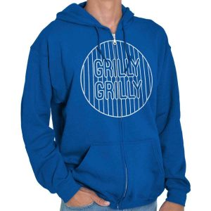 Men's Zip Hoodie Jacket Sweatshirt