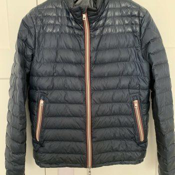 Moncler mens Daniel lightweight down jacket size 4