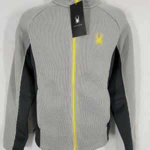 Men's Spyder Foremost Full Zip Heavy Weight Jacket