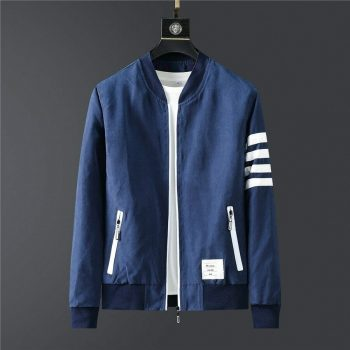 Autumn Jackets For Man Clothing Sweatshirt Long Sleeves Coat Tops