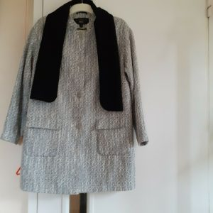 Paul Costello Ladies Coat jacket Size M Euro 38 Uk 12 Preowned