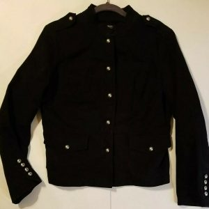 Mossimo Stretch Women's Military Style Jacket