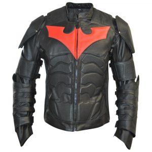 Batman Beyond Real Leather Jacket / Batman vs Joker Jacket