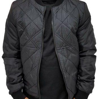 Men's Designer Reversible Bomber Baseball Jacket, New Hip Hop Era, Is Time Money