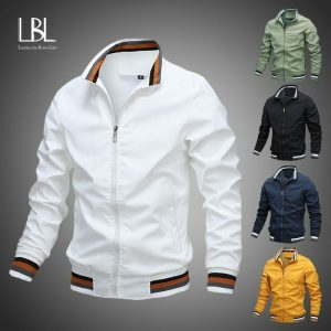 Men Cargo Military Jacket Warm Winter Zip Coat Combat Casual Bomber