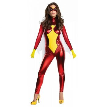 Spider Woman Costume Adult Spider Girl