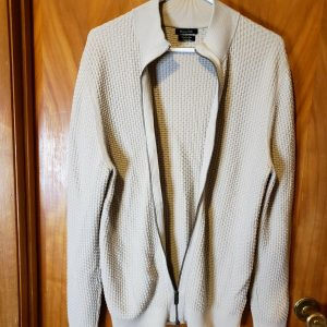 Mossimo Dutti Men's Light Jacket Sweater