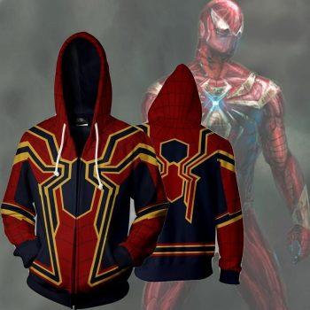 Avengers Infinity War Spiderman Men's