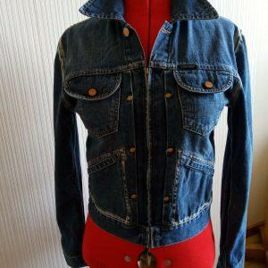 Ladies Firetrap Denim Jacket. Size L