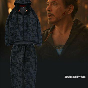 The Avengers 3: Infinity War Tony Stark Iron Man Cosplay