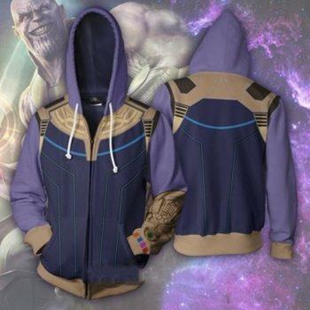 HOT Avengers 3 Infinity War Thanos hoodie