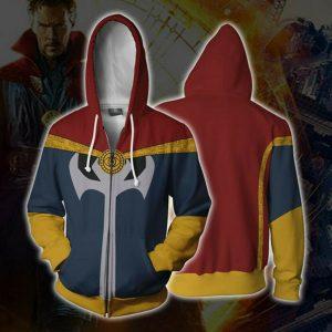 Avengers: Infinity War Doctor Strange Hoodie