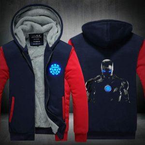 The Avengers Iron Man Luminous Hoodie