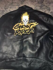 Ghost Rider Jacket Logo marvel