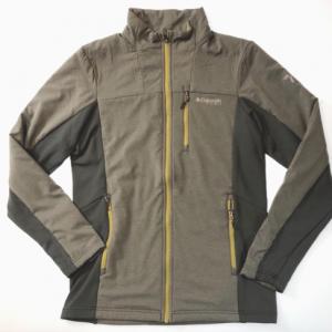 Columbia Mens Ghost Mountain Full Zip Jacket