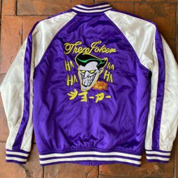 The Joker Batman DC Comic Men's Jacket Large