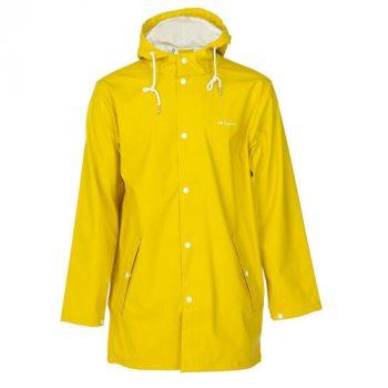 New Tretorn Wings Jacket Rain Coat Waterproof in Spectre Yellow