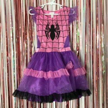 Marvel Pink + Purple Spider-Girl Costume