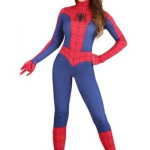 Women's Spider-Girl Spider-Man Marvel Costume