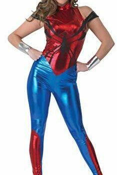 Secret Wishes Universe Adult Spider-Girl Costume Small