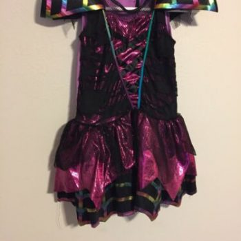 Halloween Costume Girls Fancy Dress Youth Spider girl