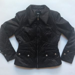 Mossimo Chocolate Brown Winter Jacket Size M