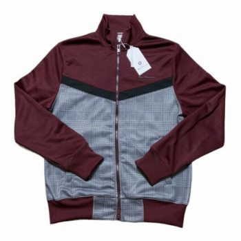 Ben Sherman Port Royale Jacket Full Zip Mens XL $89.00