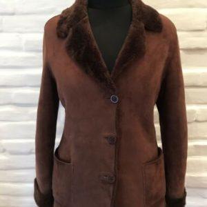 BENEDETTA NOVI Women's Shearling Jacket