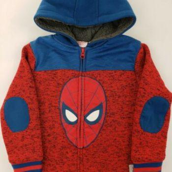 Spiderman Homecoming Superhero Marvel Hoodie Jacket