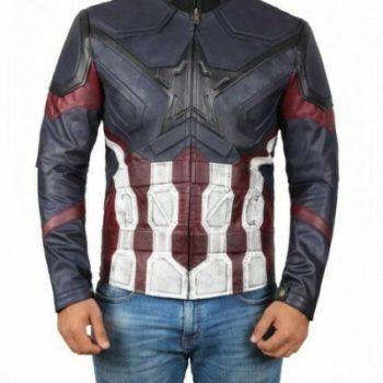 Avengers Infinity War Captain America Costume