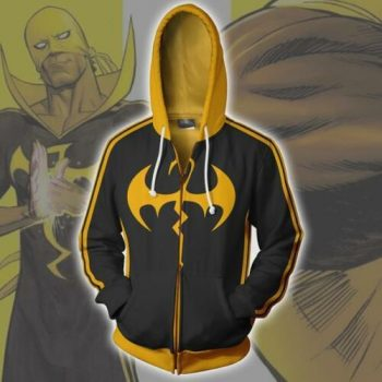 Avengers 3 Infinity War Iron Fist hoodie