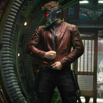 Guardians of the Galaxy Jacket - Star Lord - Peter Quill