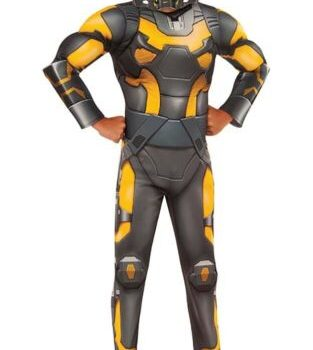 LICENSED DELUXE YELLOW JACKET ANT-MAN