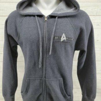 Star Trek The Cruise 2 Hoodie Full Zip Jacket